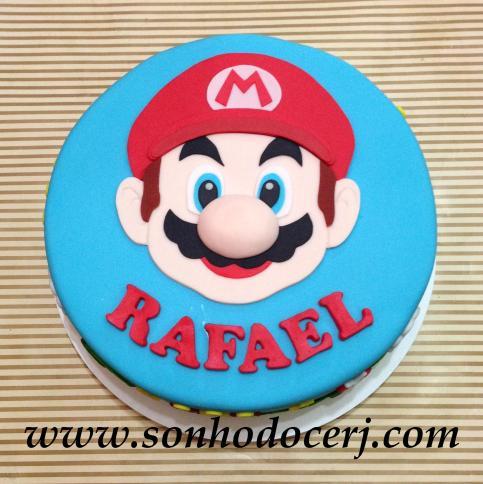 Bolo Mario Bros! (Cód.: B190)