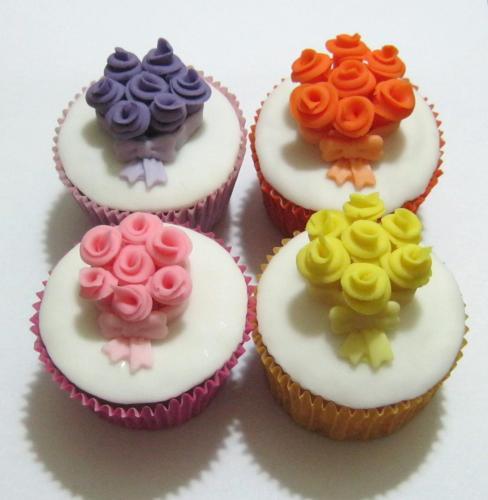 Bouquets coloridos!!