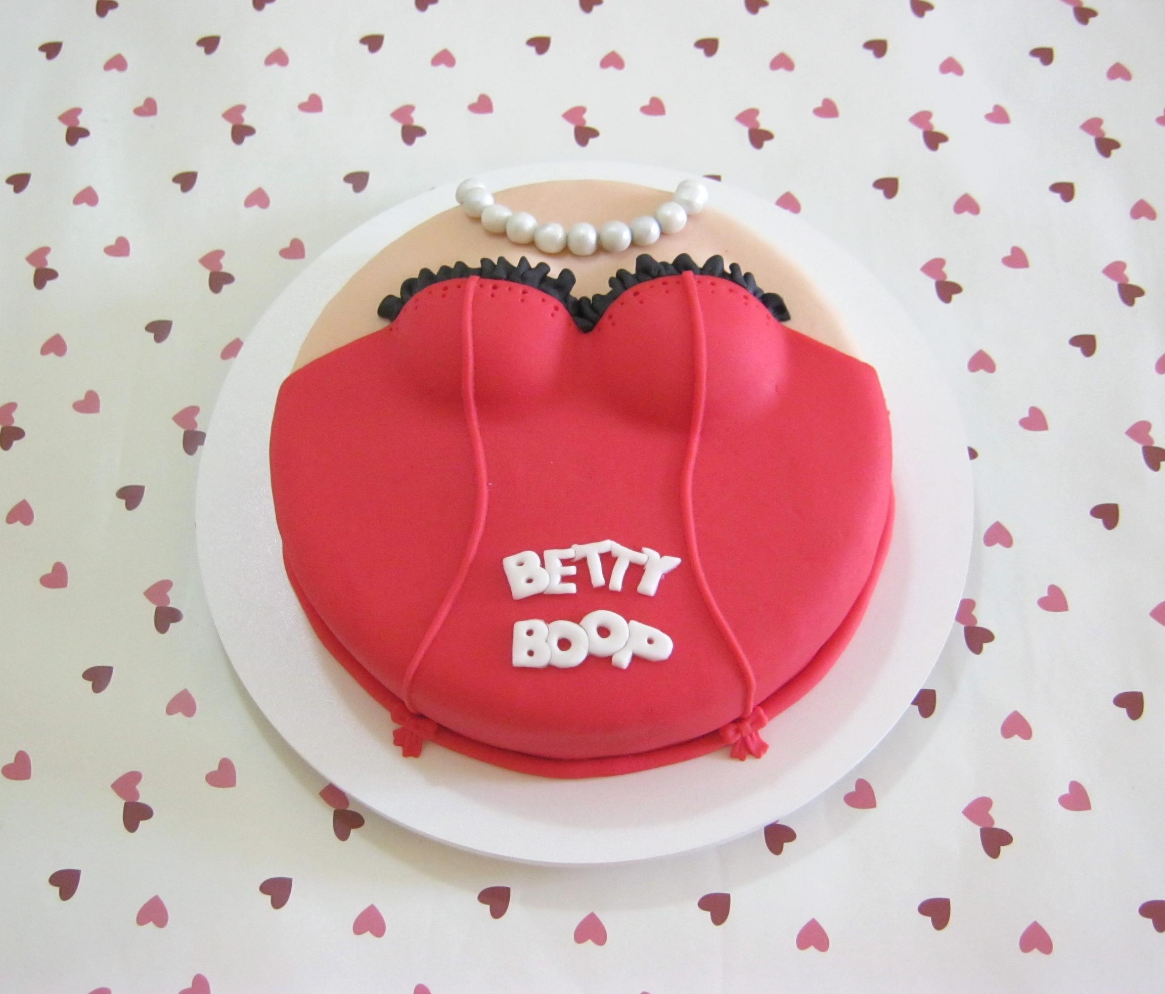 Betty Boop Sonho Doce