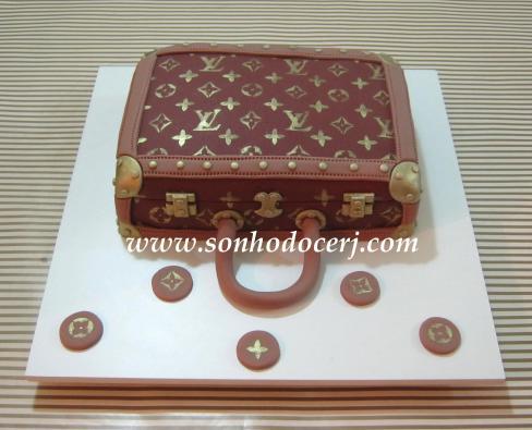 Bolo Mala Louis Vuitton!