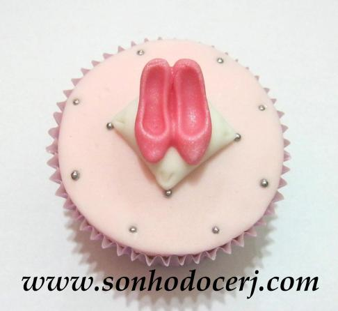 Cupcake Sapatinho! ()
