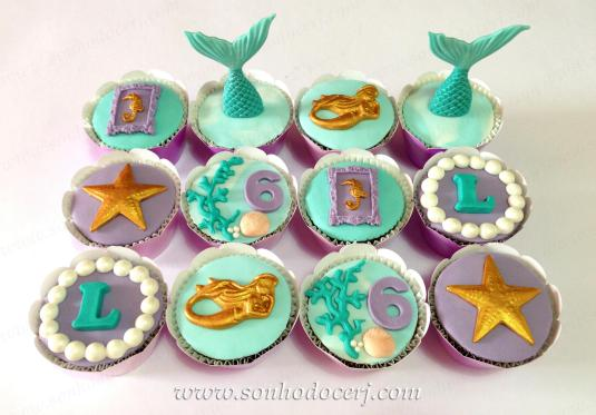Blog_Cupcakes_Pequena sereia_Ariel_0797[2]