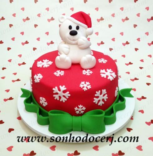 Bolo Natal! (Cód.: B255)