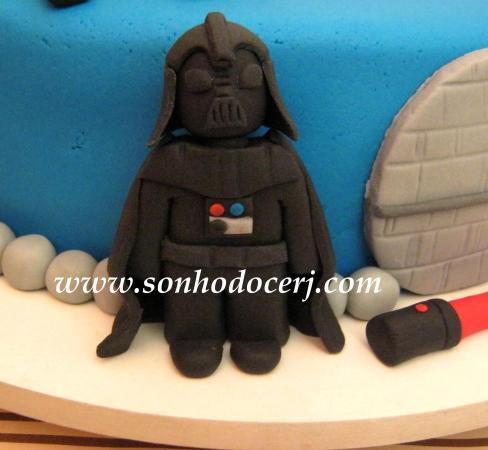 Darth Vader em detalhes!
