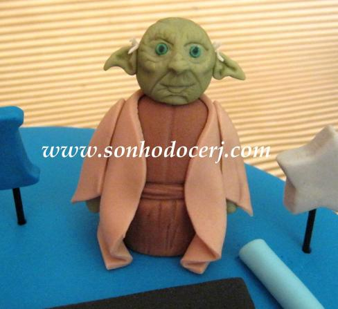 Yoda em detalhes!