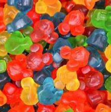 Bala de gelatina - Mickey