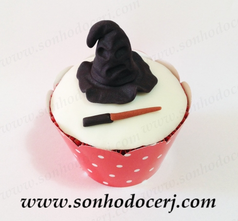 Blog_Cupcake_Harry Potter_Chapéu_Varinha_4336[2]