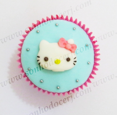 Cupcake Hello Kitty! ()