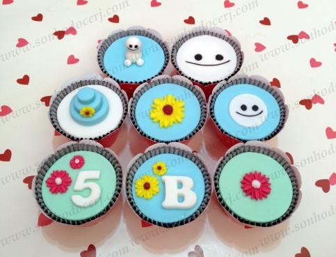 Cupcakes Frozen Fever!!