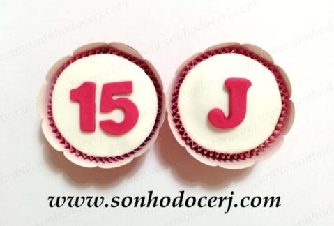 Cupcakes! Número (B), Letra (B)