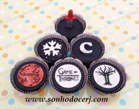 Cupcakes Game of Thrones!
