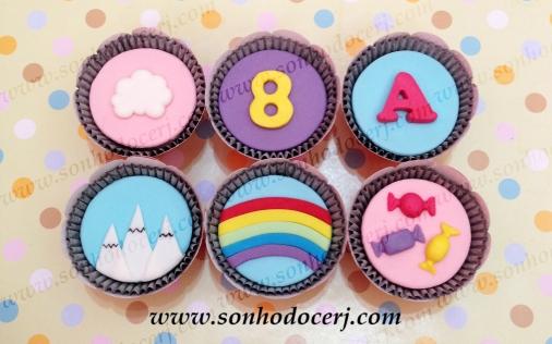Cupcakes Hora da Aventura!