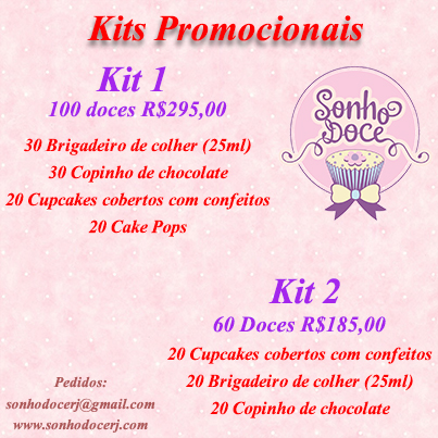 Kits promocionais [1]